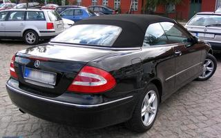 Mercedes-Benz CLK 200 '05